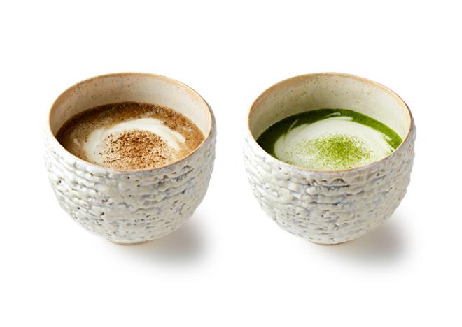 有機ほうじ茶/抹茶
